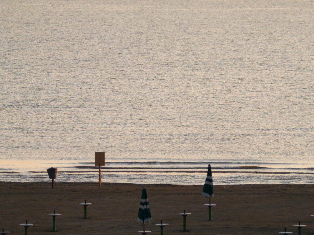 Римини море