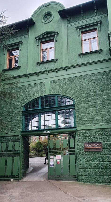 Дача Сталина в Мацесте