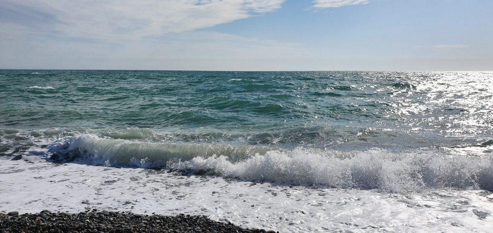 Сочи море