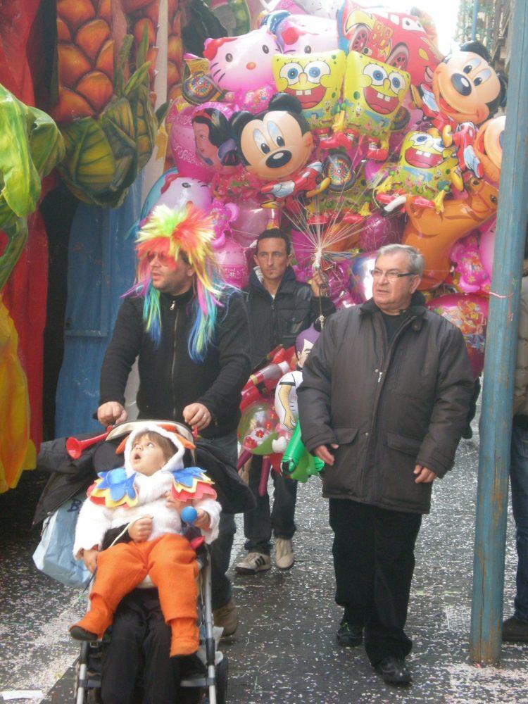 Сицилия карнавал фото