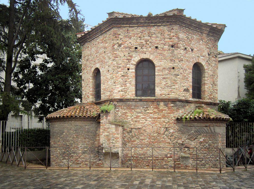 Арианский баптистерий Равенна