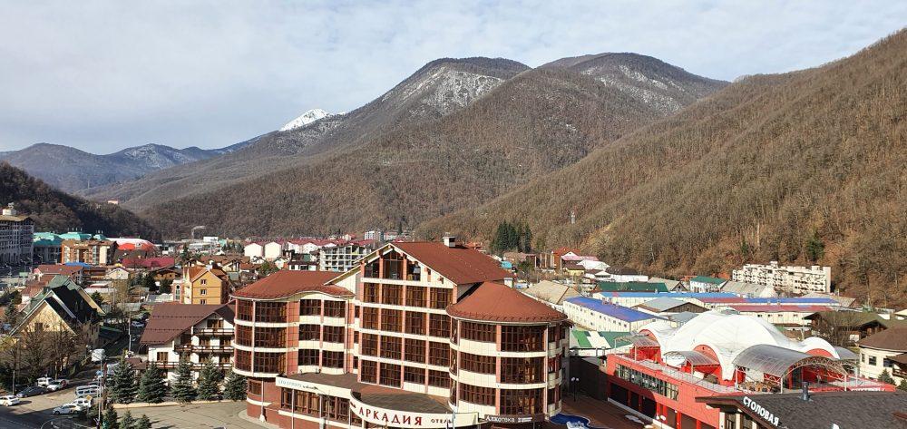 Красная Поляна отели