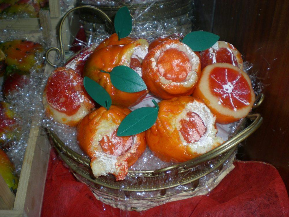 Сицилия сладости