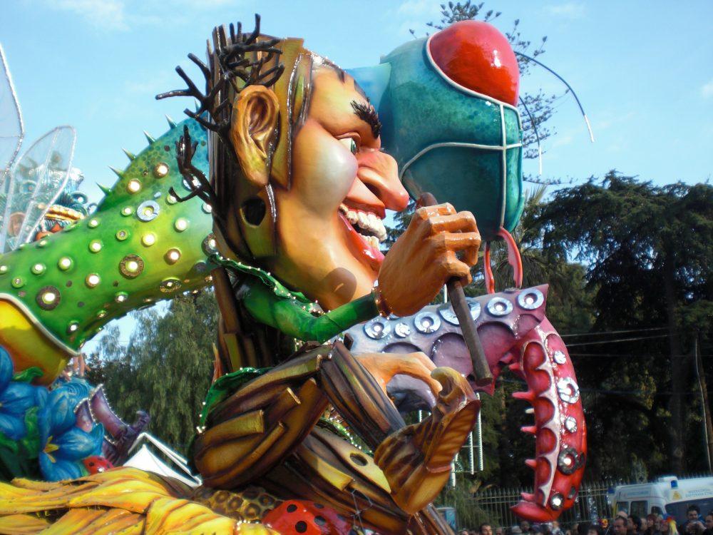 Фото карнавал Сицилия