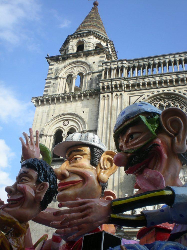 Сицилия карнавал