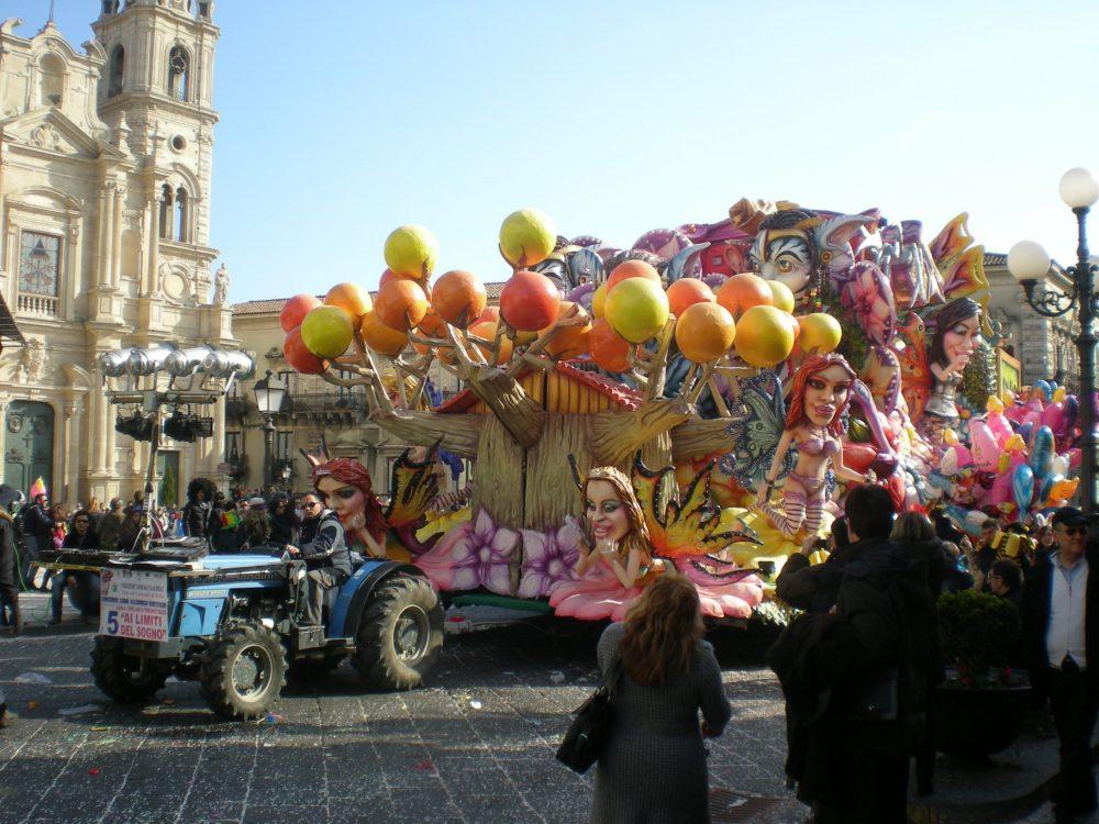 Италия Сицилия