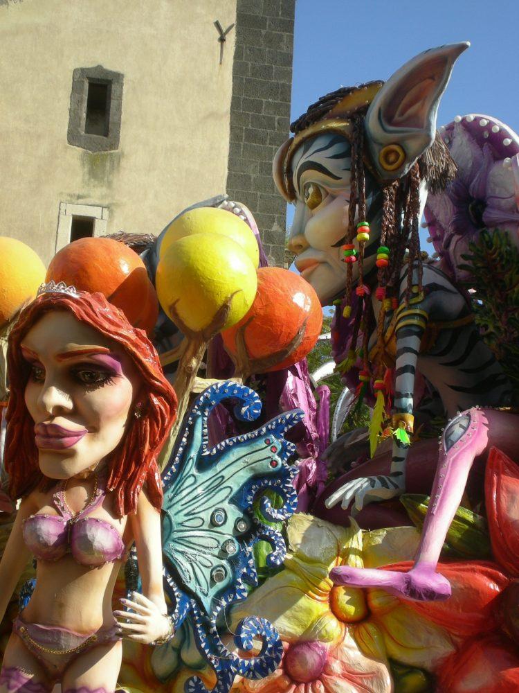 Карнавал Сицилия