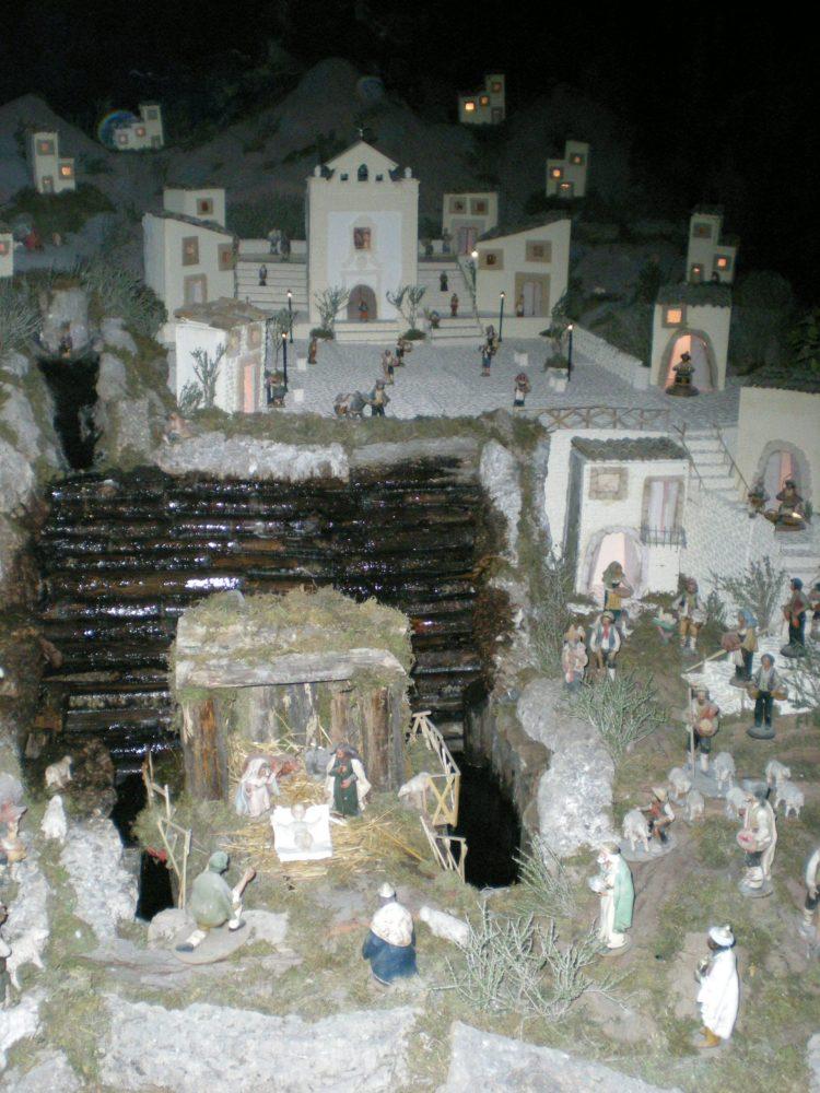 Сицилия Рождество