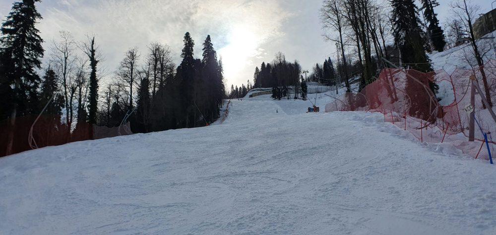 Сочи катание на горных лыжах отзывы