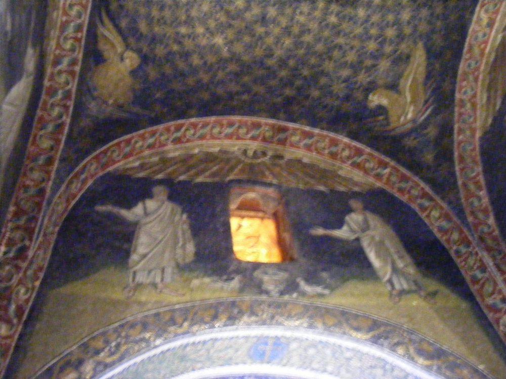 Равенна мавзолей