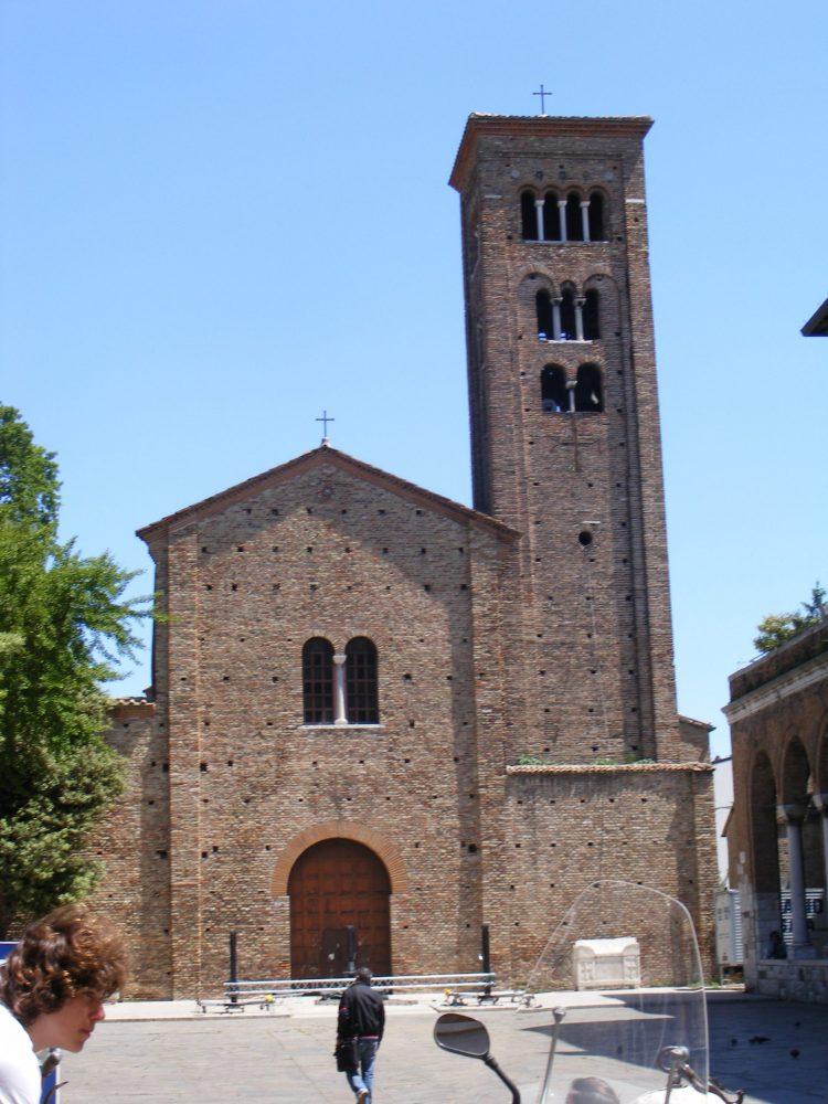 Равенна монастырь