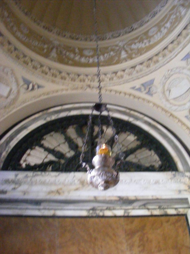 Гробница Данте Равенна