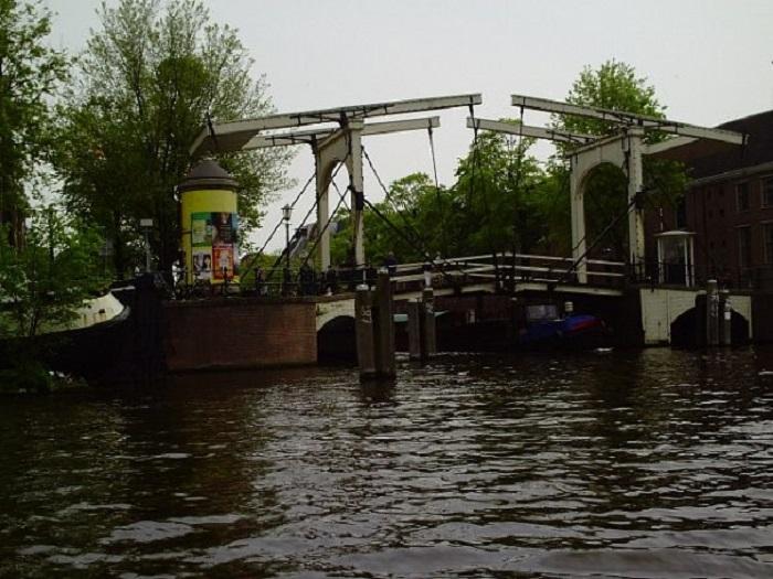Нидерланды плотина фото