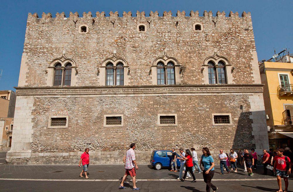 Сицилия достопримечательности
