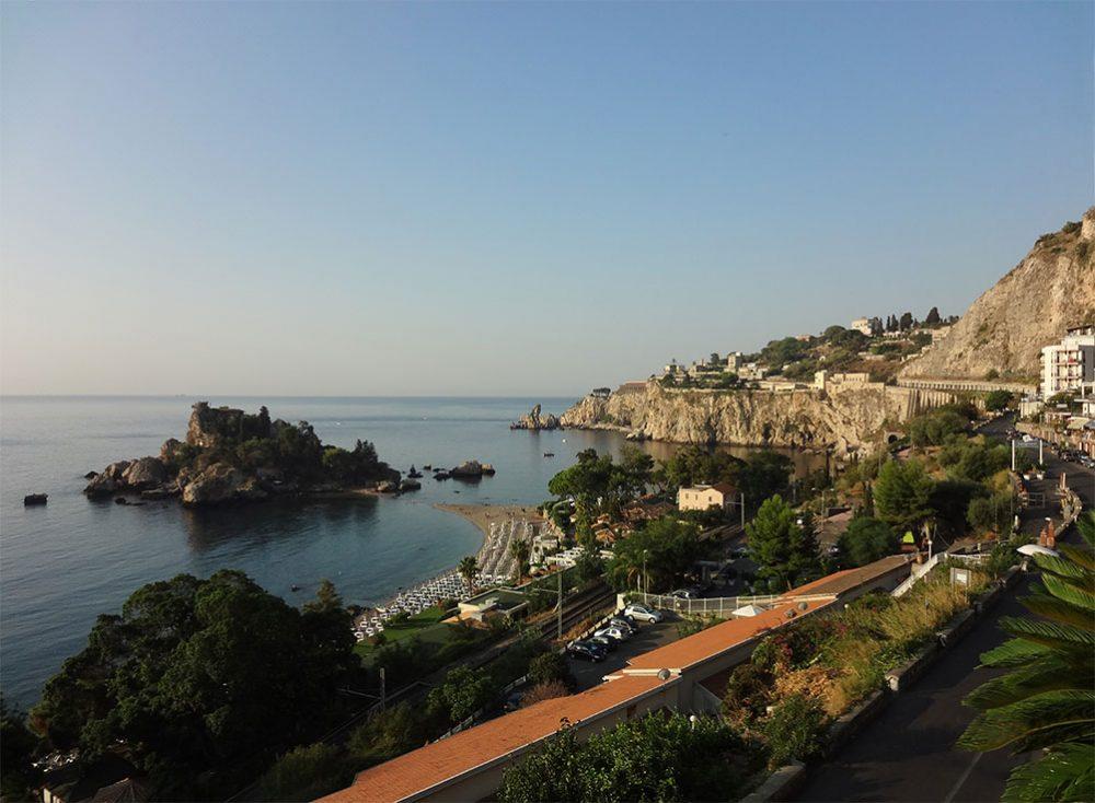 Таормина Сицилия фото
