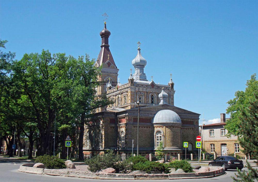 Пярну церкви