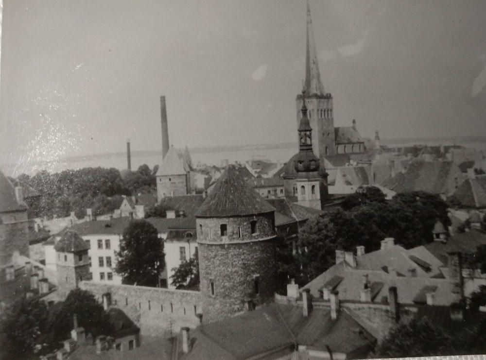 Таллин церковь Олевисте