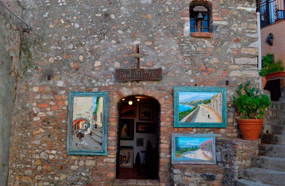 Кастельмола Сицилия фото