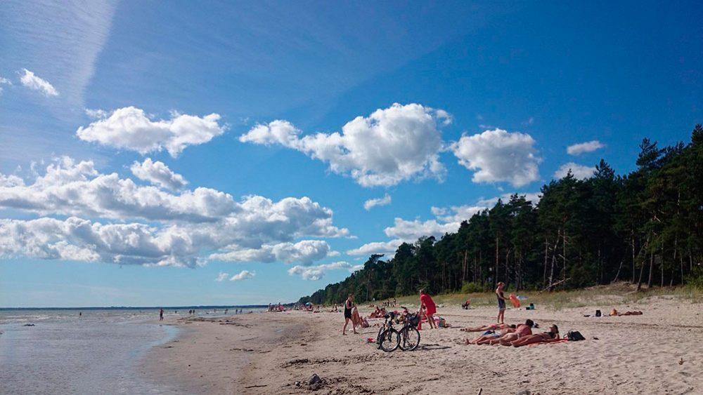 Пярну пляжи фото