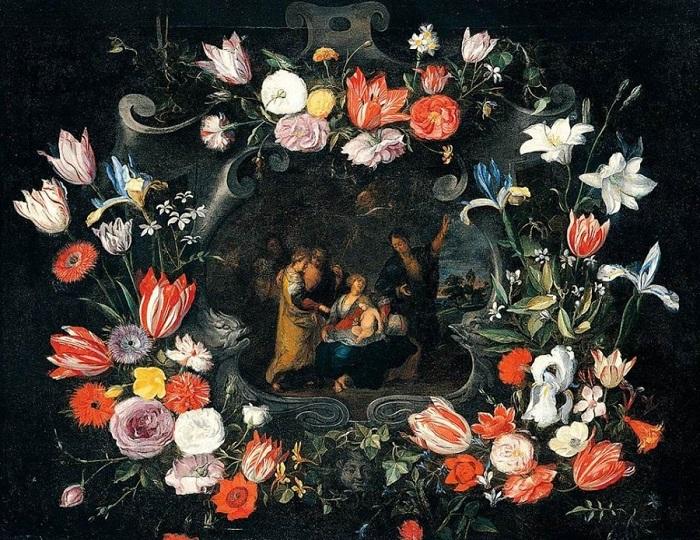 Голландия тюльпаны