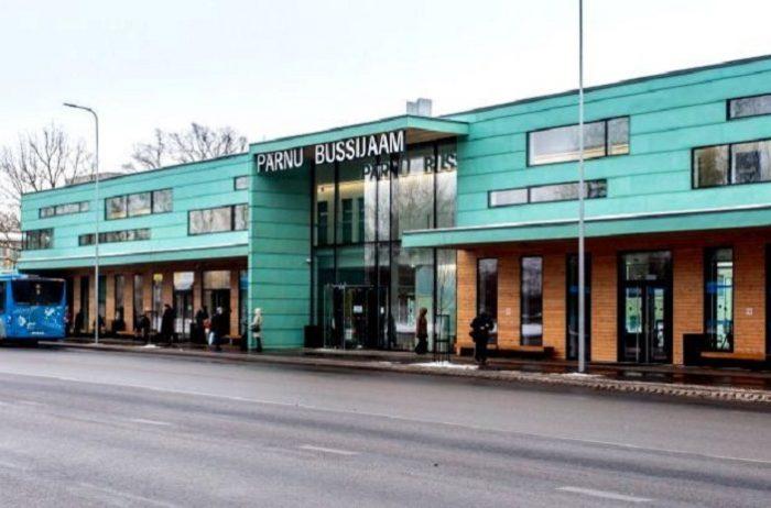 Автовокзал Пярну