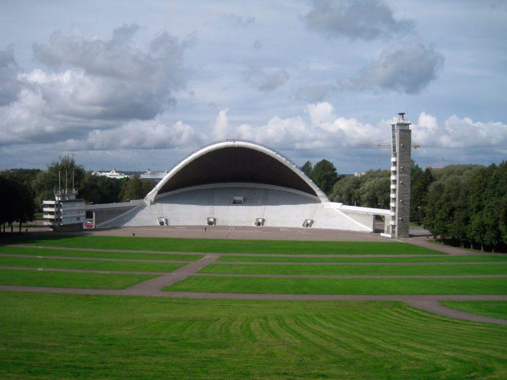 Таллин певческое поле
