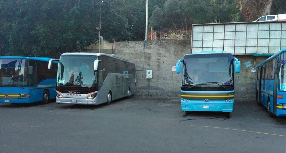 Таормина автобусная станция