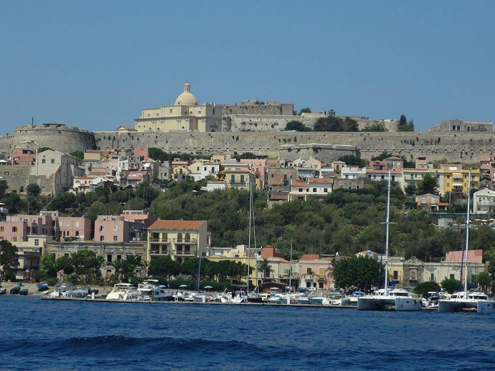 Липарские острова Италия