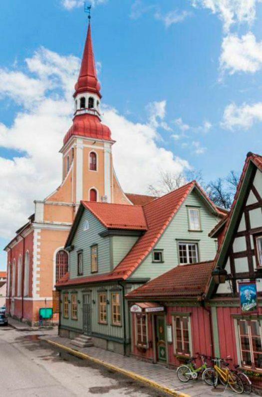 Церковь Пярну