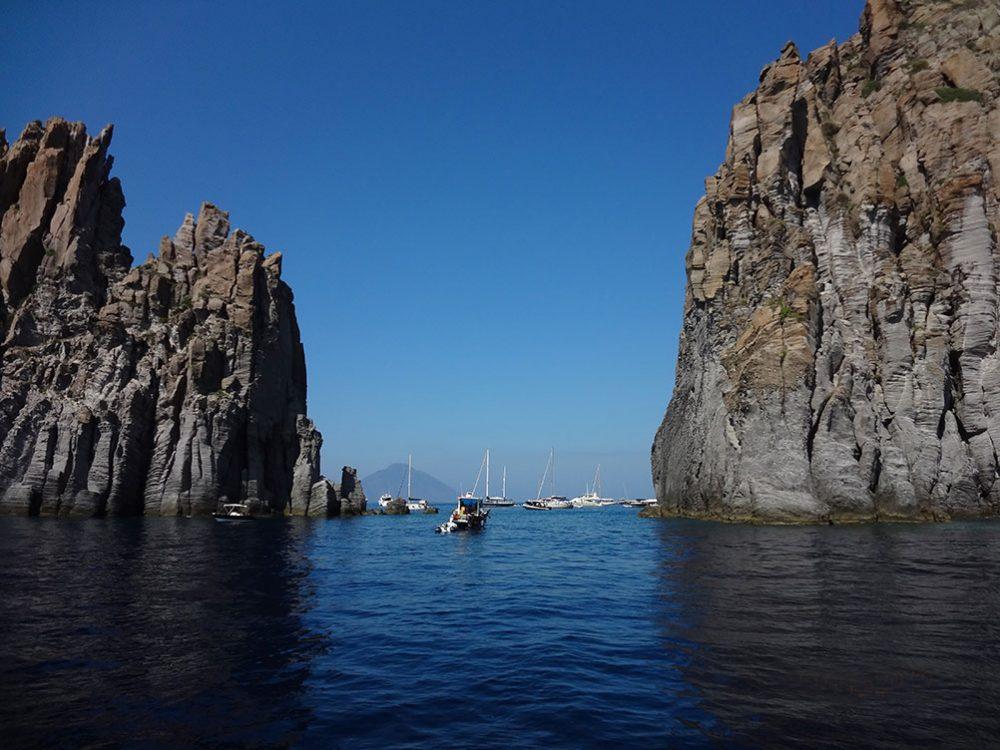 Липарские острова Стромболи
