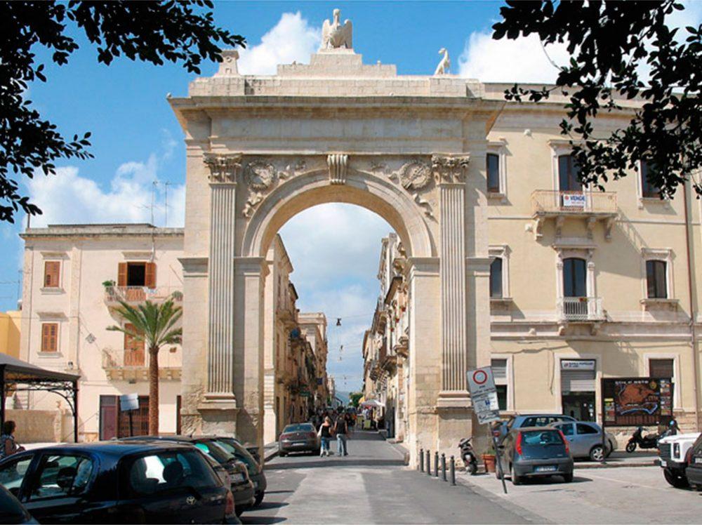Италия город Ното