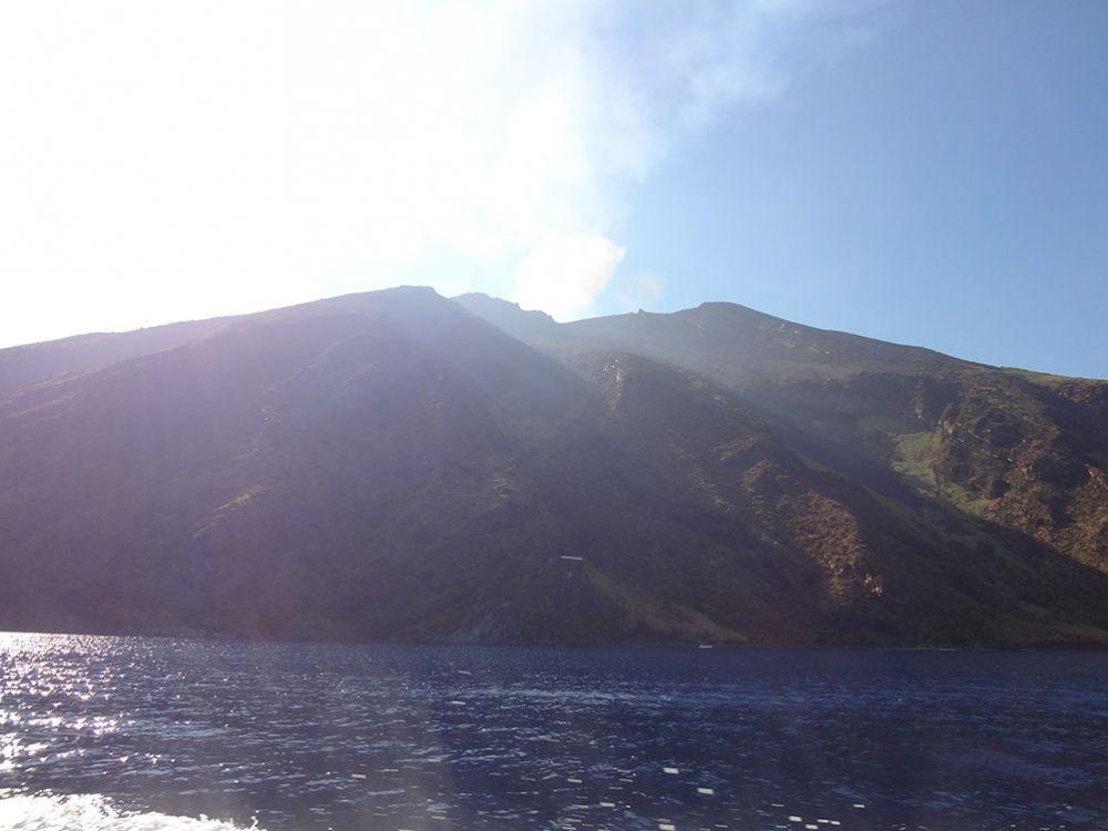 Стромболи вулкан