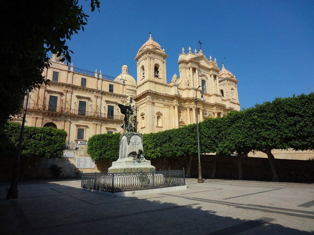 Город Ното Сицилия