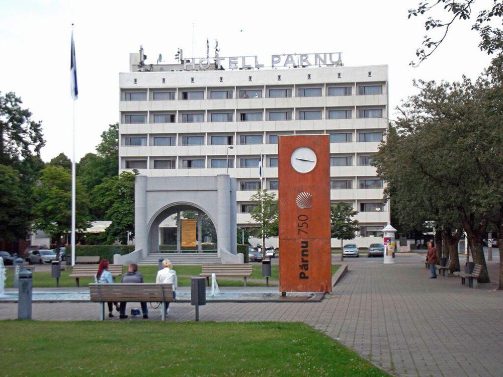Отель Пярну