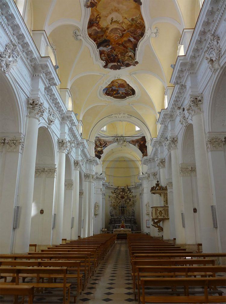 Город Ното Сицилия фото