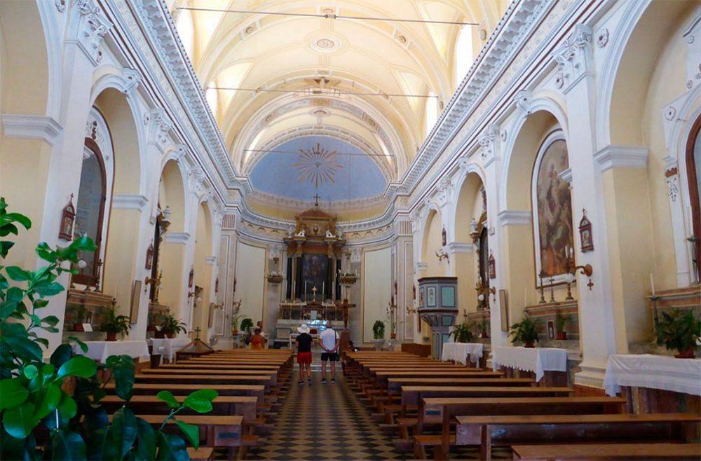 Панарея церковь