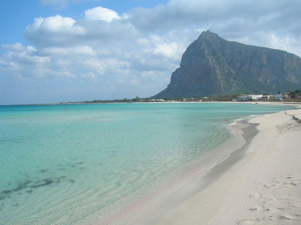 Сицилия пляжи