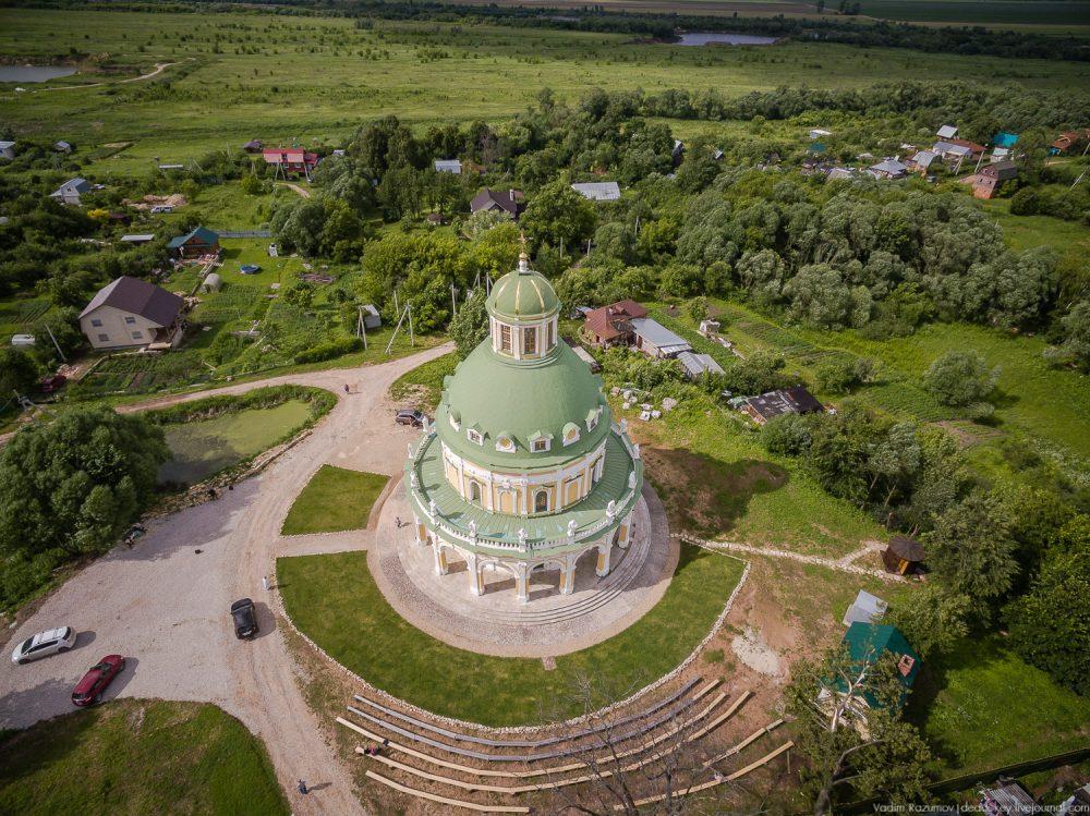Московская область храмы