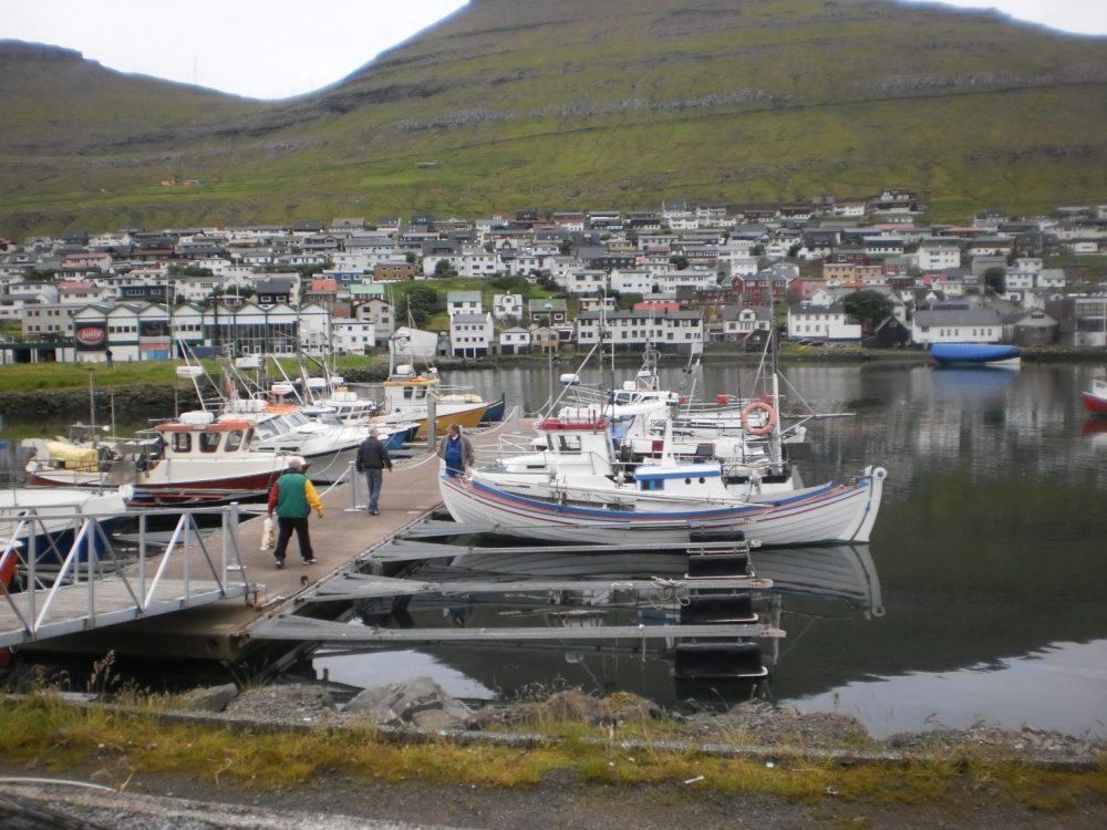 Фарерские острова рыбалка