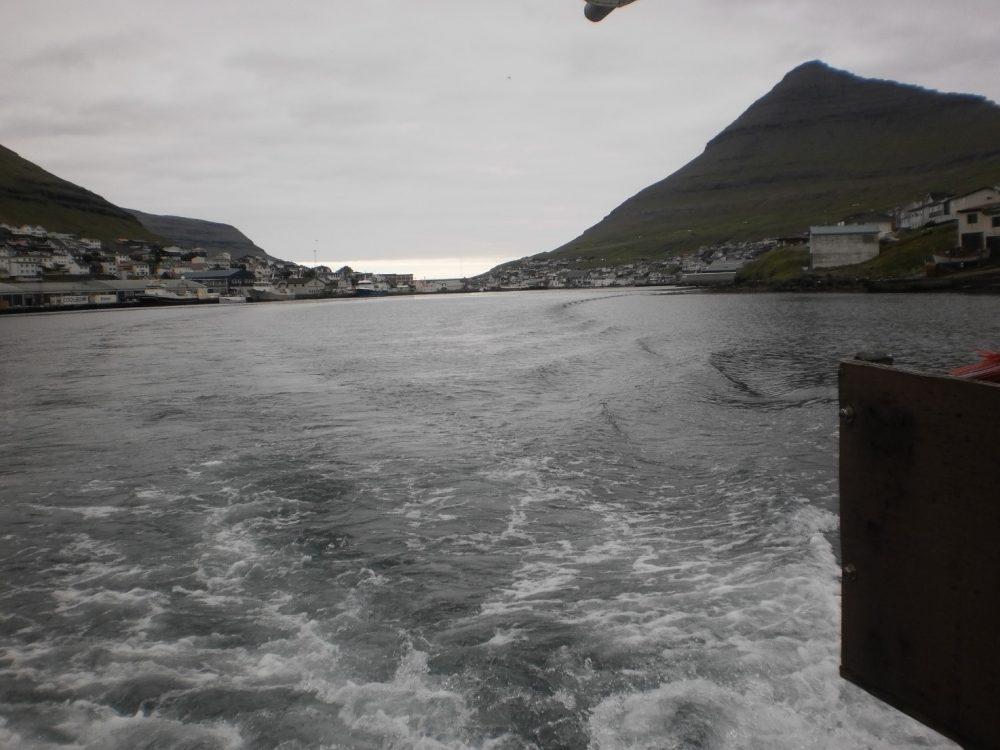 Фареры рыбалка фото