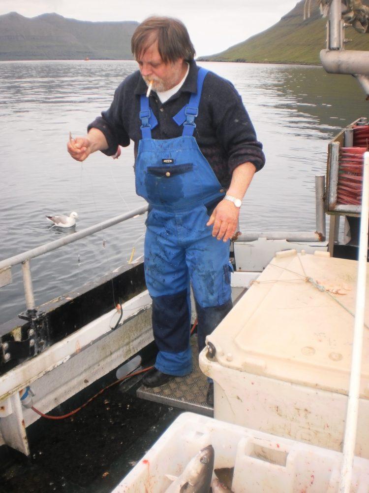 Рыбалка на Фарерских островах
