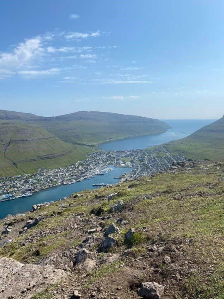 Клаксвик Фарерские острова фото