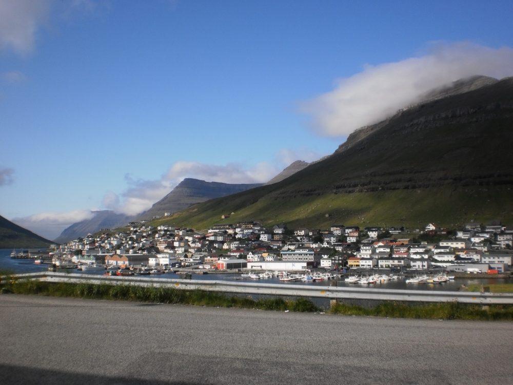 Фото Фарерских островов