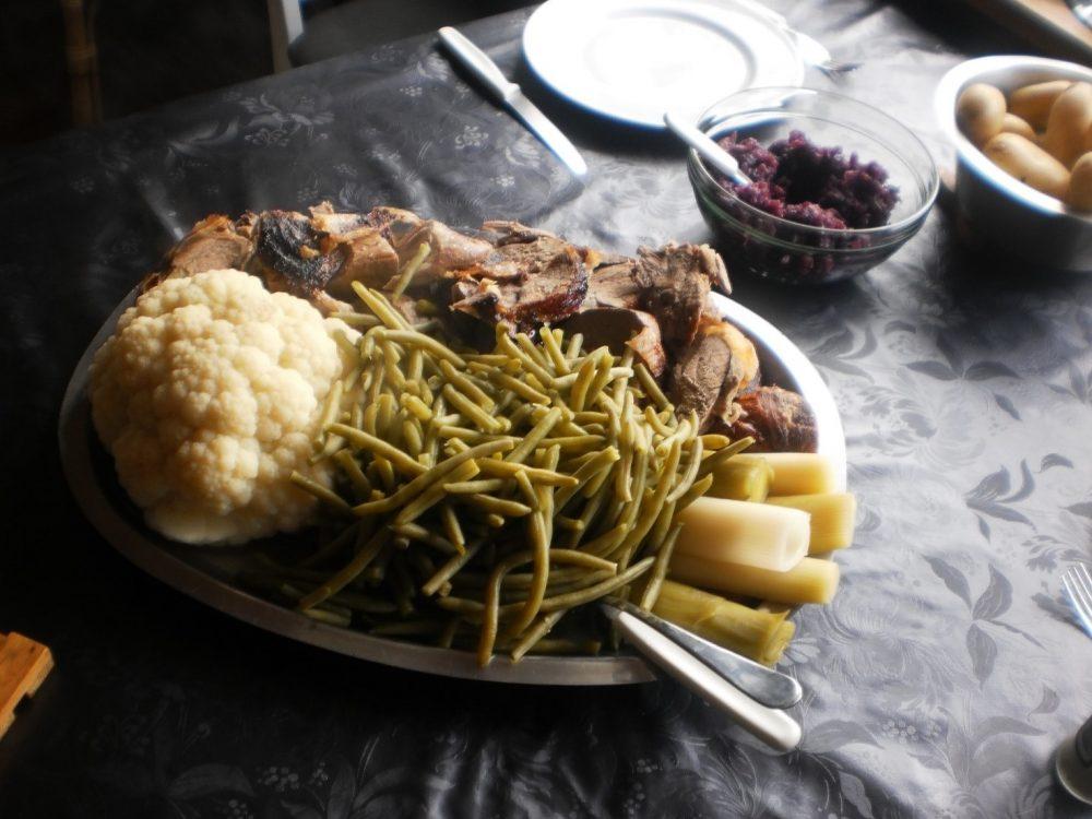 Кухня Фарерских островов