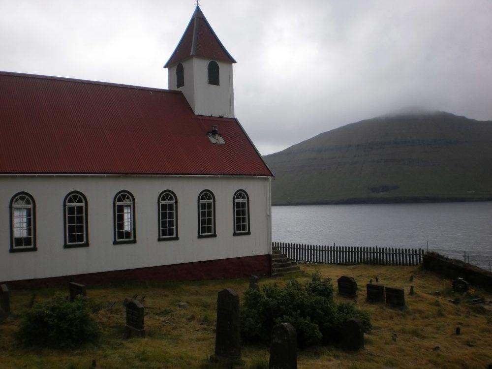 Фарерские острова пейзажи