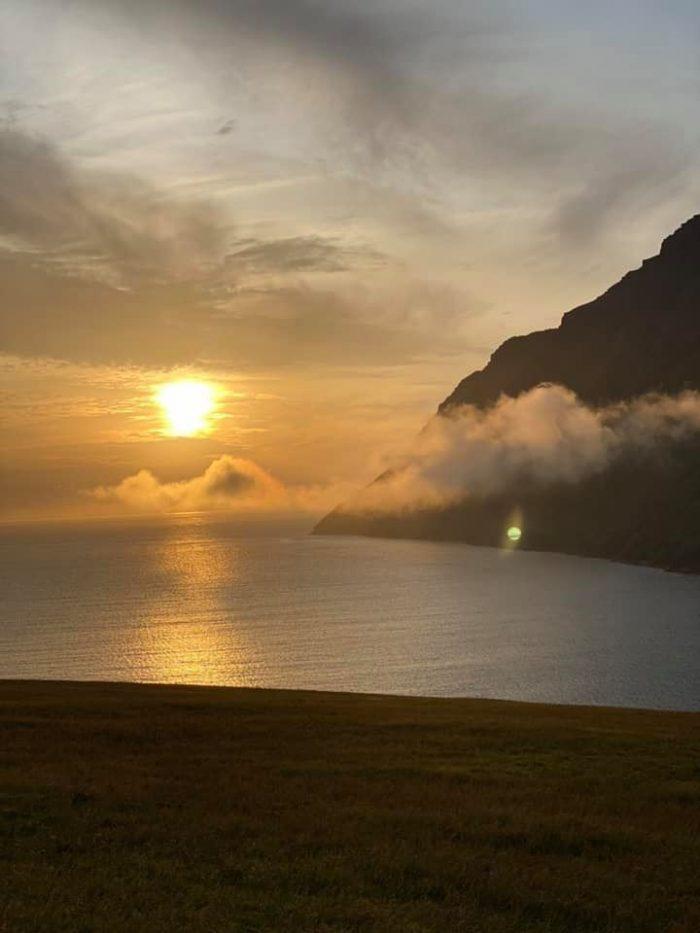 Фарерские острова фото природа