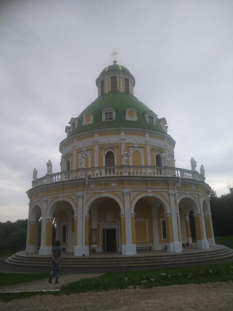 Храм в Подмоклово